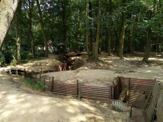 Hill 62 Sanctuary Wood